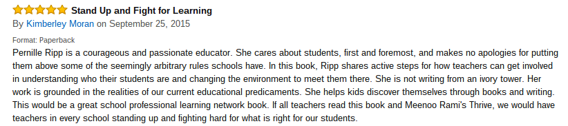 Amazon.com- Passionate Learners- How to Engage and Empower Your Students (9781138916920)- Pernille Ripp- Books.clipular